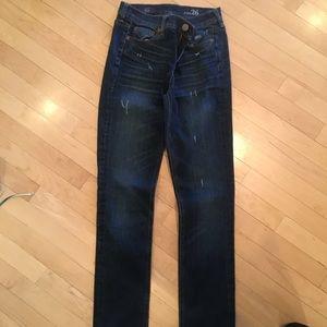 J. Crew Reid distressed skinny jean